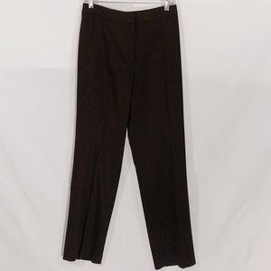 Brown Lafayette 148 New York Pants